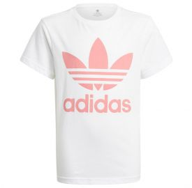 Adidas Παιδική κοντομάνικη μπλούζα Trefoil